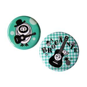 缶バッチ(ブロカント&ソラミミ)300円
