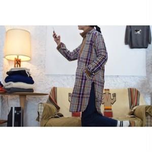 Simva111-0044 ネル Long Shirt
