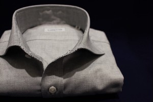 CADETTO ORIGINALS SHIRTS Oxford White&Black