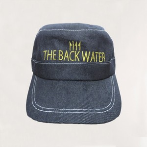 DENIM WORK CAP BW-802 GOLD