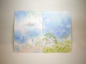 「和の星のものがたり」ポストカード