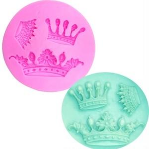王冠(3種類)♪シリコンモールド