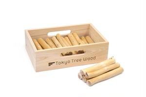 Tokyo Tree Wood ウチエダ六寸