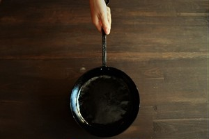小林淳一郎の鉄製品 鍛鉄のフライパン