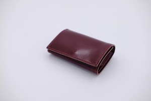 PLAY WALLET - VONOANILINE LEATHER