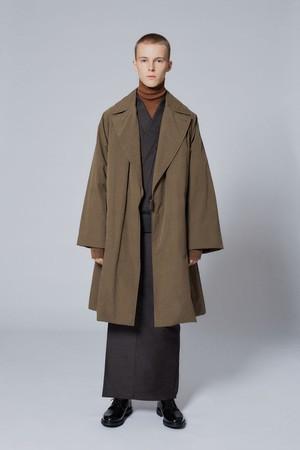 コート / Y. & SONS×COMOLI / Tieloken coat / Khaki