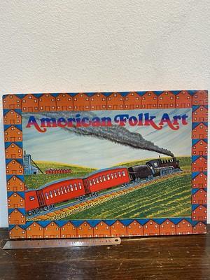 70's  AMERICAN FOLK ART
