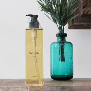 [数量限定!! 40%OFF]  Re'lilla|「plus」shampoo(350ml)