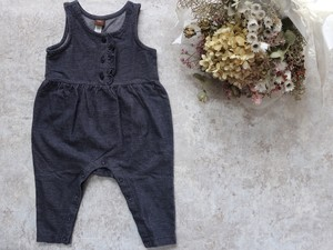 tea collection / Denim-like Romper