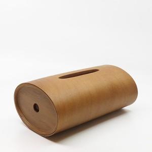 新商品 BUNACOソフトパック用ティッシュボックス SWING for softpack キャラメルブラウン BUNACO