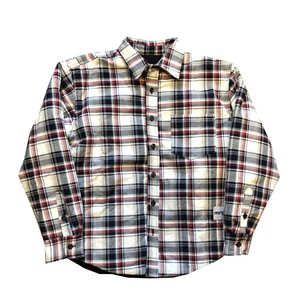 MR.COMPLETELY CHECK SHIRT