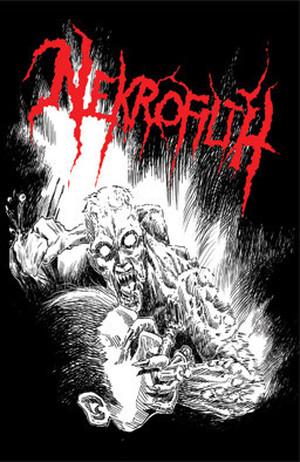 NEKROFILTH:NECROCANNIBALISTIC VOMITORIUM/split tape