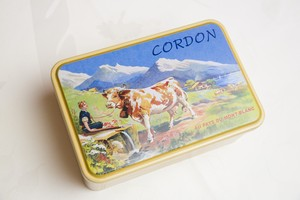 Tin缶『CORDON』