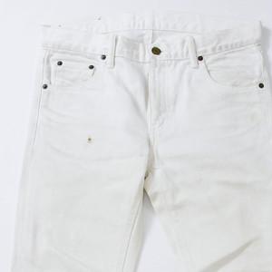 【Sサイズ】NEIGHBORHOOD DNIM ネイバーフッド デニムパンツ WHITE ホワイト S 400613191104