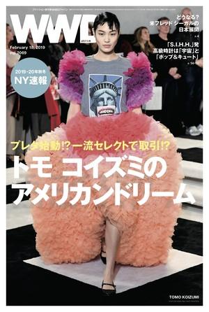 「トモ コイズミ」のアメリカンドリーム 2019-20年秋冬NYコレクション速報|WWD JAPAN Vol.2069