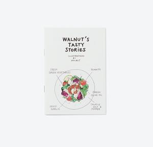 WALNUT zine - TASTY STORIES