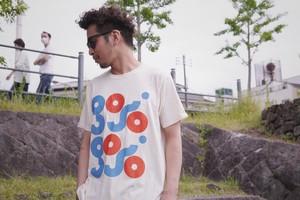 gojogojo tee shirts(アイボリー / Ivory)