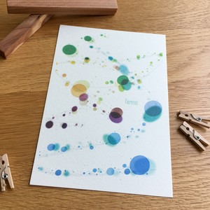 Post card / Current(カレント)5枚セット