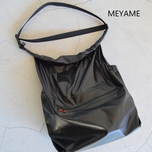 MEYAME/メヤメ・Bright roll up bag L