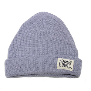 髭髭倶楽部 / HIGEHIGE DRAGON BEANIE [GRAY]