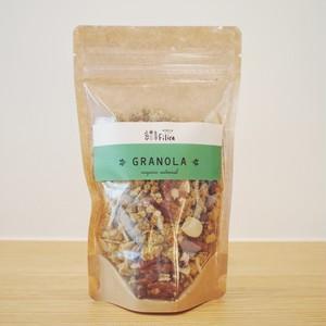 抹茶と小豆のグラノーラ