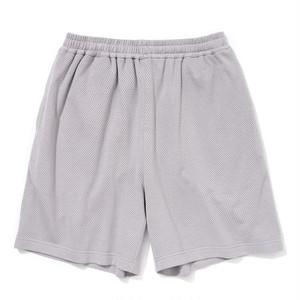 "Just Right ""Cotton Mesh Ball Shorts"" Grey"