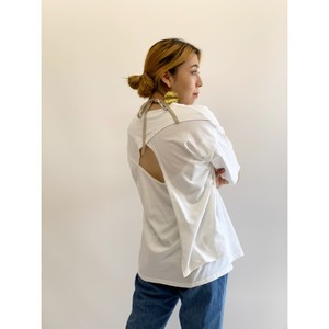 DAZZLE / バッククロスTシャツ(1S32012H)