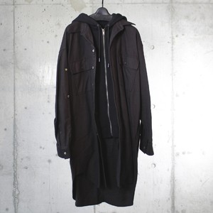 Big Shirt & Parka / D01SH901