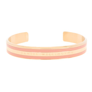 ダニエルウェリントン DANIEL WELLINGTON バングル ブレスレット レディース DW00400009 CLASSIC BRACELET DUSTY ROSE M ローズゴールド ピンク