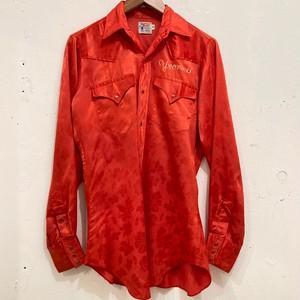 "60's ""Levi's"" Western Shirts"