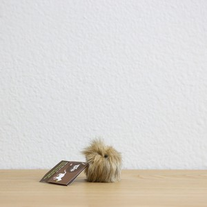 Hair Ball (Brown)