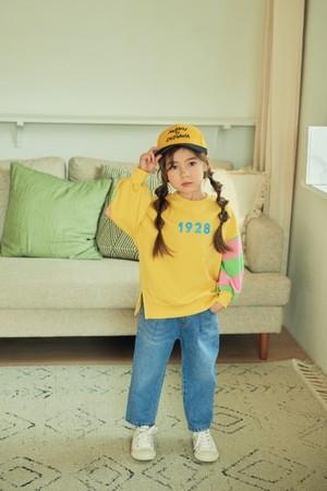 バギーデニムパンツ 2色 【LOVE CL】キッズ~ジュニア