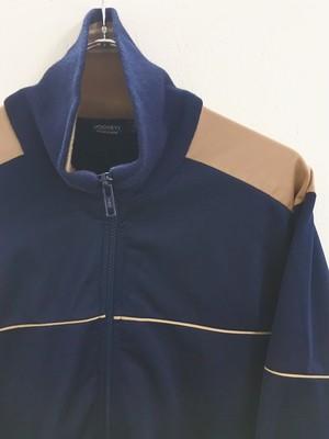 JOCKEY : rib border track jacket (used)