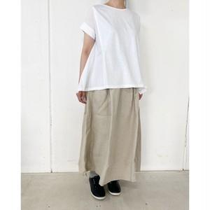 切替え変形Tシャツ[42725]