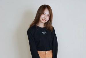 Long sleeve T-shirt #02 black