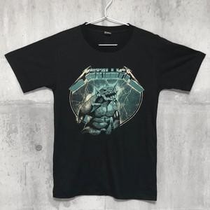 【送料無料 / ロック バンド Tシャツ】 METALLICA / Ride the Lightning Men's Ladies' Unisex T-shirts M メタリカ / ライド・ザ・ライトニング メンズ レディース ユニセックス Tシャツ M