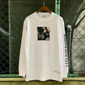 "LEFLAH / レフラー | "" P PHOTO LS-T "" - white"