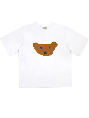 【Mogu Takahashi】T SHIRT MIDNIGHT BEAR