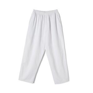 POLAR SKATE CO / SURF PANTS -WHITE-
