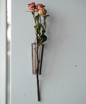植物器:trapezium vase〚スプレーローズ〛