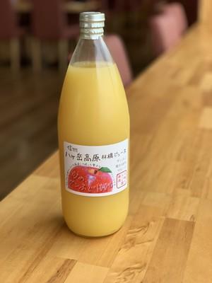 信州八ヶ岳高原林檎ジュース