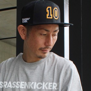 Strassenkicker 10 CAP / Black