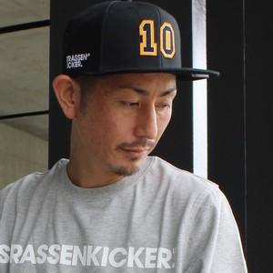 Strassenkicker 10 CAP / Black