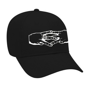 HANDSIGN LOGO STRUCTURED CAP