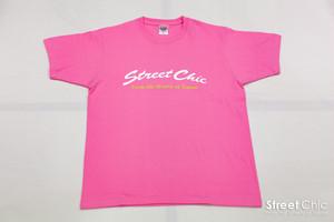 Crew - Tシャツ Curve [PINK]