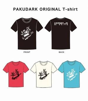 パクダークTシャツ(バンドT)