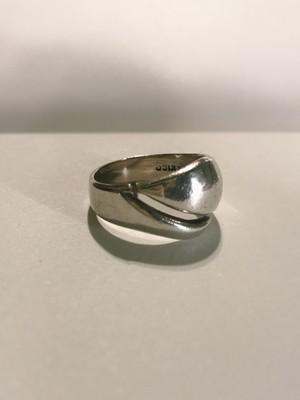 【19-21号】 Vintage mexican 925 silver ring ( ヴィンテージ  メキシカン シルバー リング )