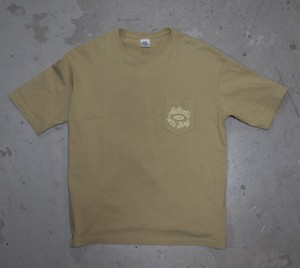 【Authentic Wild Thing】Tシャツ(ポケット付)