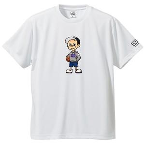 KYUS君 Tシャツ スポーツ (ドライシルキー)