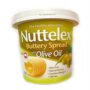 コストコ NUTTELEX バター風味オリーブオイルスプレッド 1kg | Costco NUTTELEX butter-flavored olive oil spread 1kg